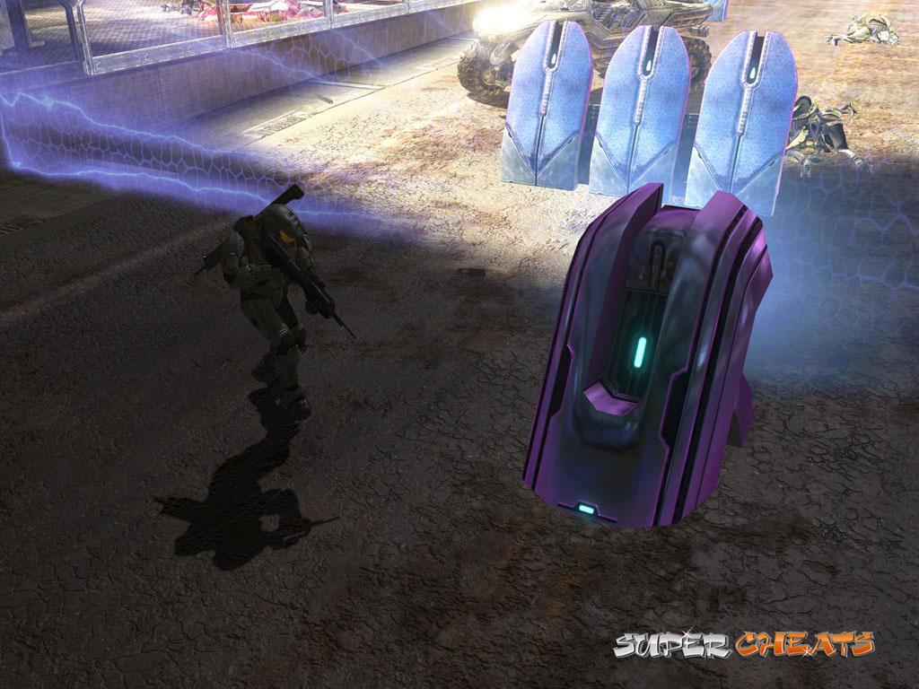 Halo 3 Guide - Mission 3, Tsavo Highway
