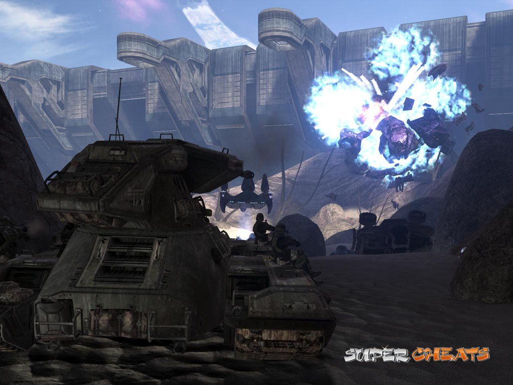 Halo 3 Guide Mission 6 The Ark