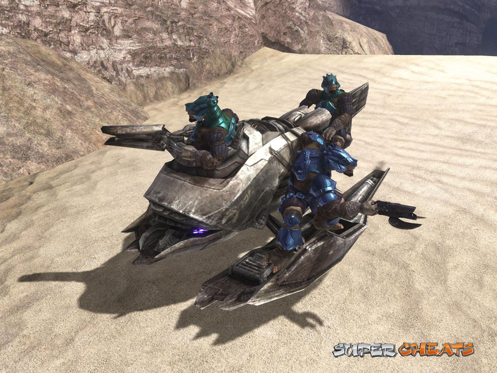 Halo Mods: covenant vehicles