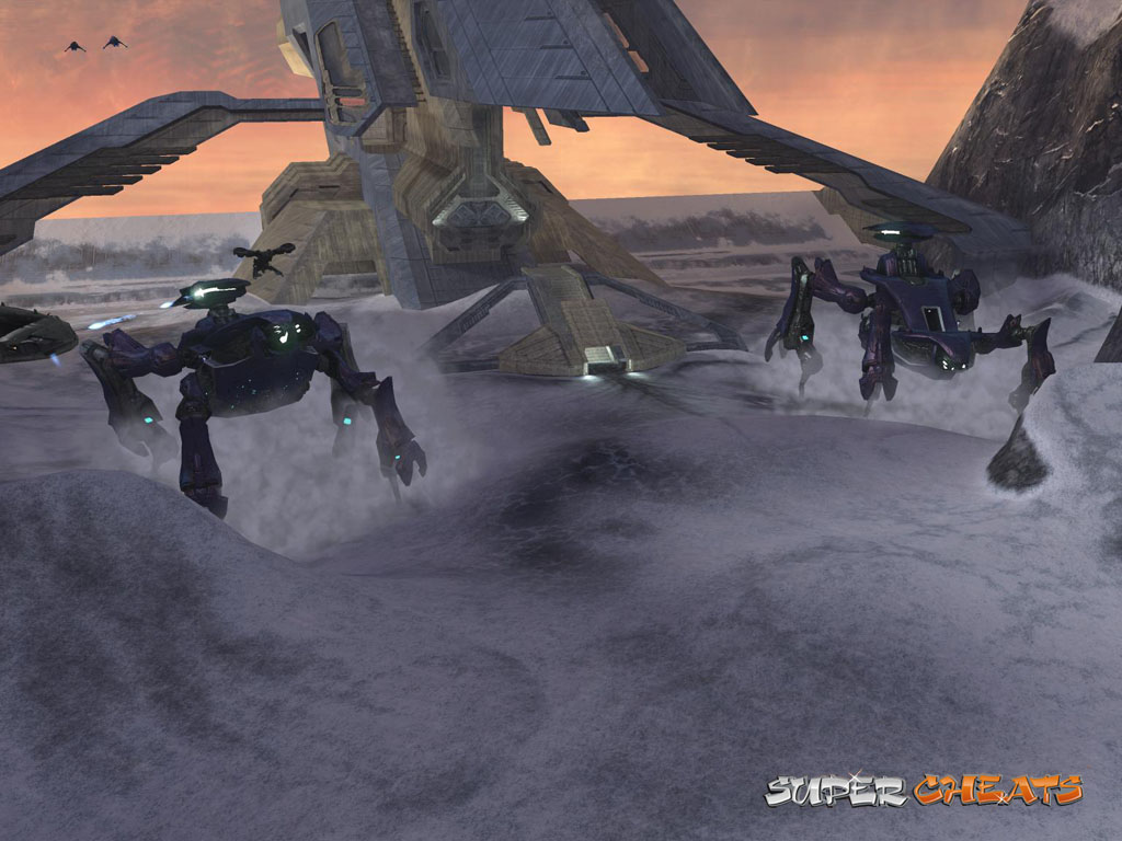Halo 3 Guide - Mission 7, The Covenant