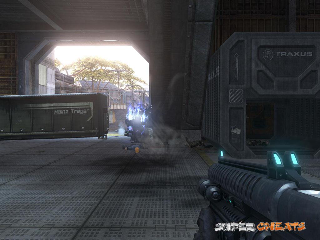 Actual combat weapon - 1 2