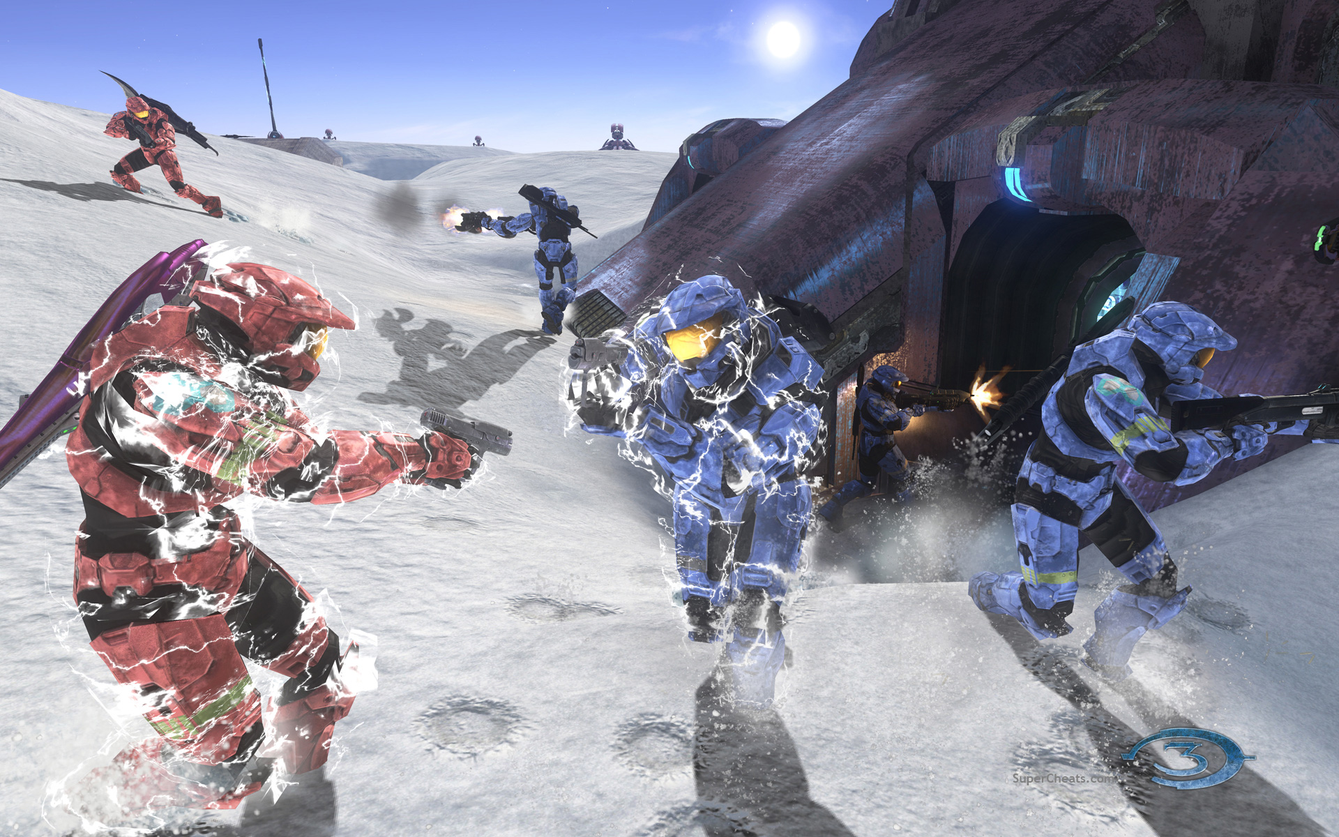 Halo 3 Wallpapers - Complete free Halo 3 Guide on ...